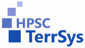 Centre for High-Performance Scientific Computing in Terrestrial Systems